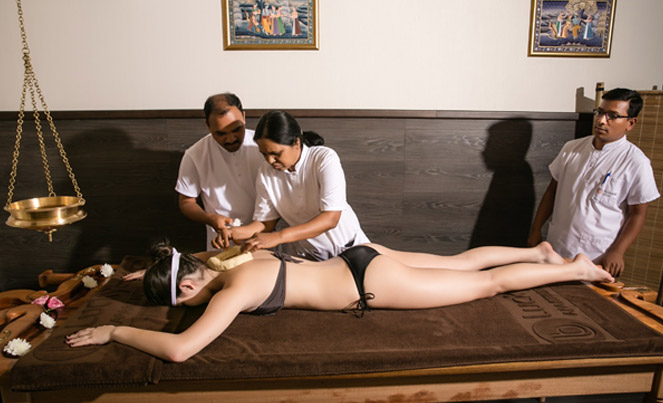 Маня Васти терапия   Ayurveda Clinic Bansko