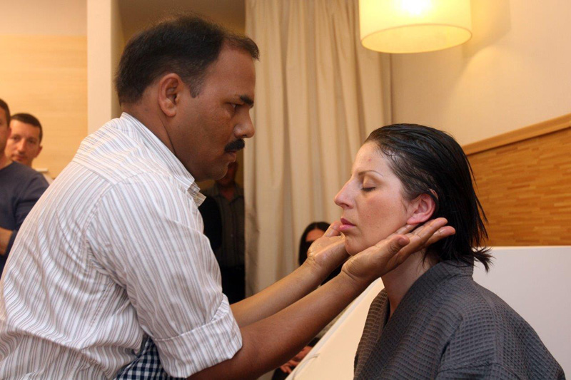 Ayurveda Clinique Bansko Purvakarma therapy