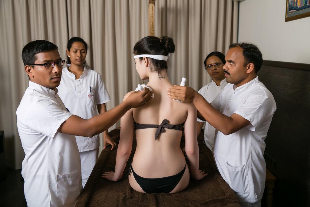 Мажал Кизи терапия | Ayurveda Clinic Bansko