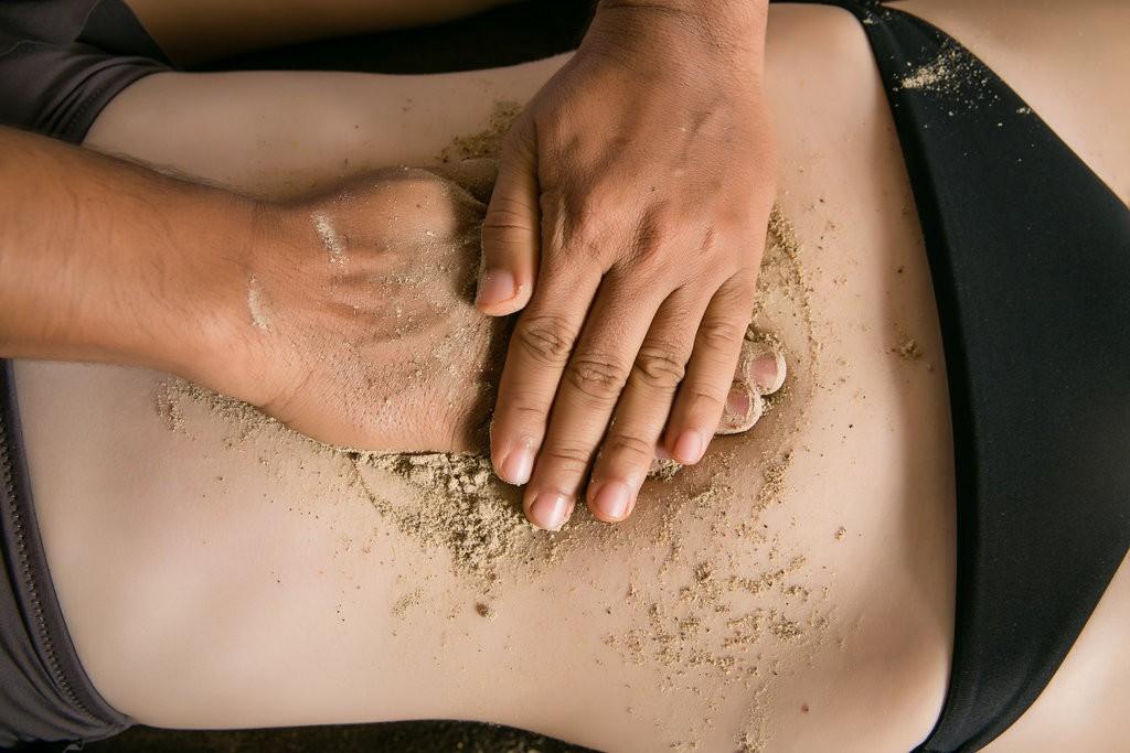 Увдартанский массаж | Ayurveda Clinic Bansko