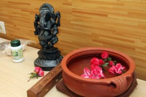 Interior of the Ayurveda clinic | Ayurveda Clinic Bansko