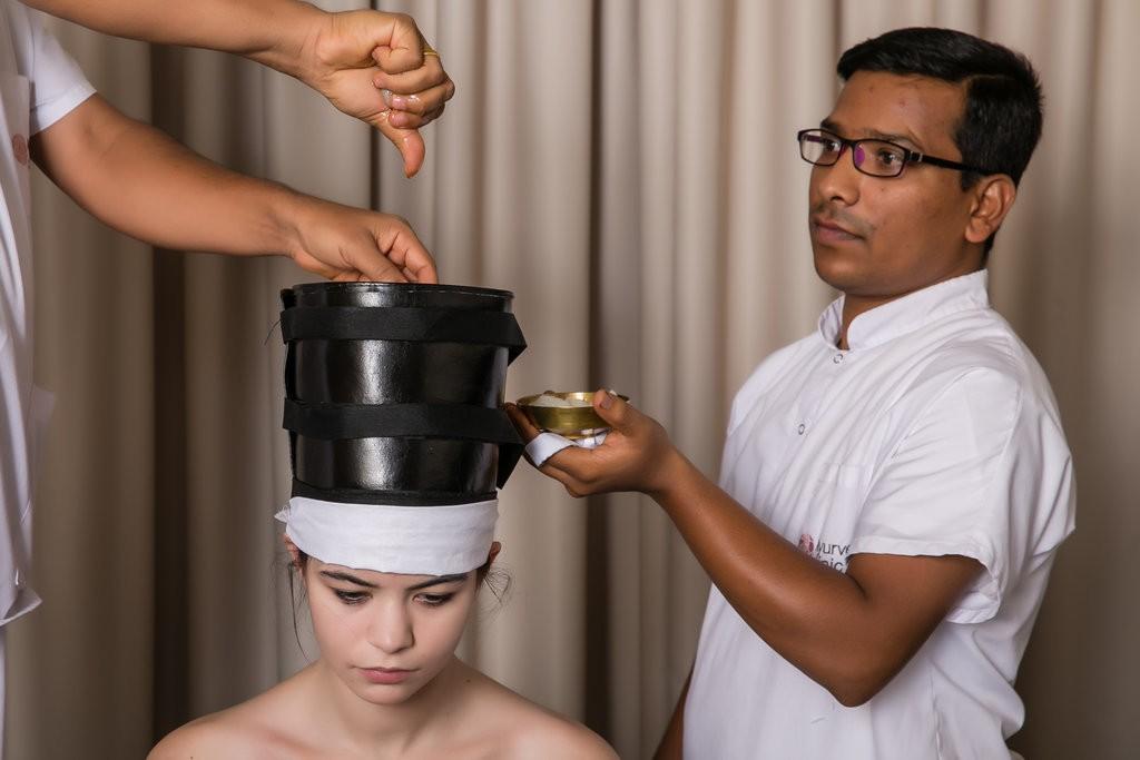 Shiro Vasti therapy | Ayurveda Clinic Bansko