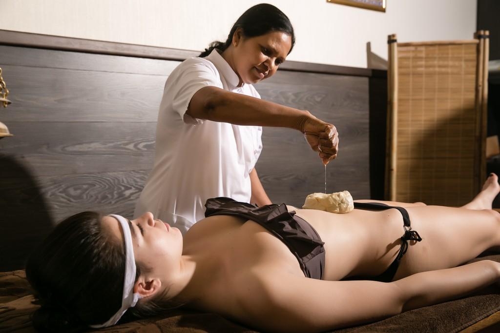 Наби Пуранам массаж | Ayurveda Clinic Bansko