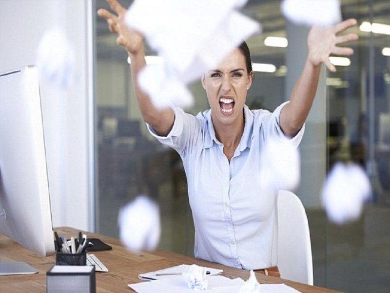 Ярост по време на работа | Ayurveda Clinic Bansko