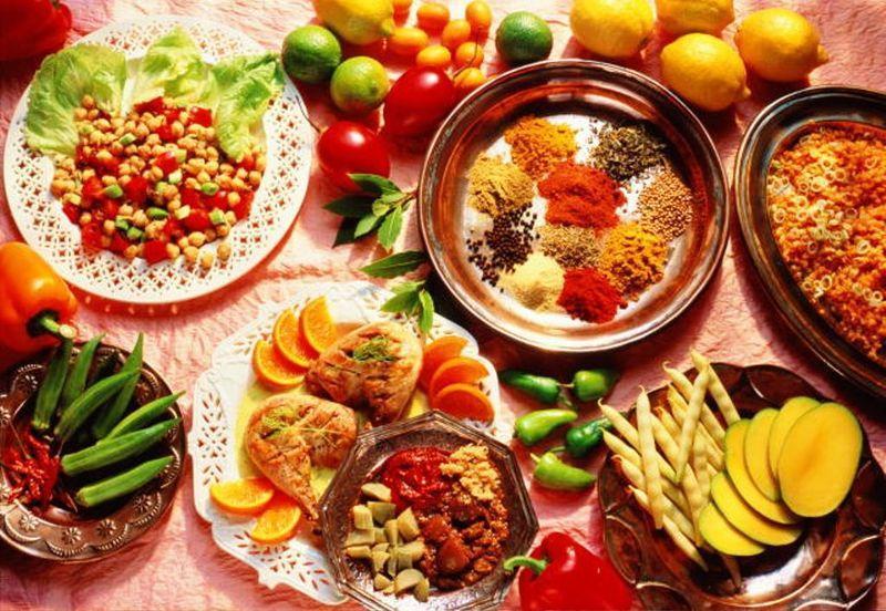 Различные и разнообразные блюда | Ayurveda Clinic Bansko