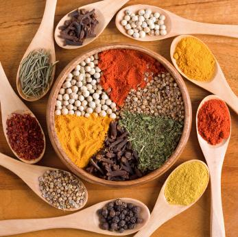 Herbs and spices in Ayurveda | Ayurveda Bansko