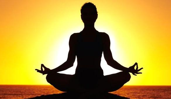 Yoga meditation and focus | Ayurveda Clinic Bansko