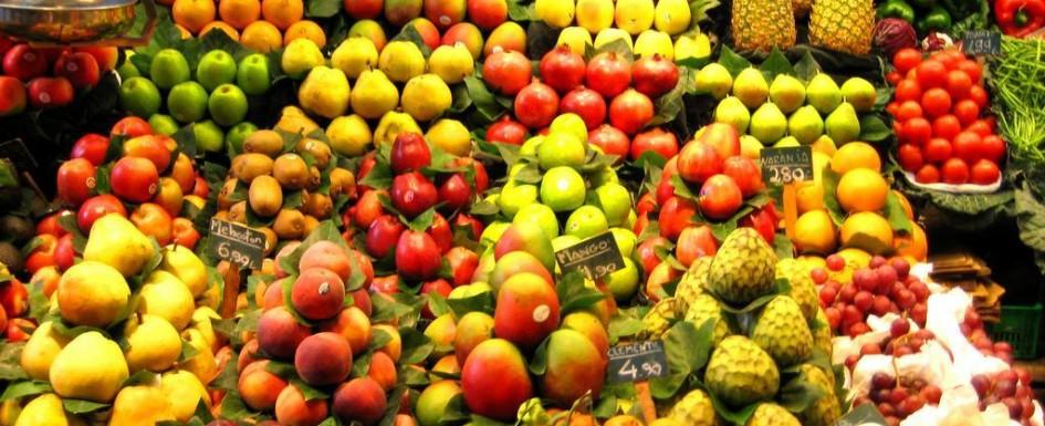 Плодове и зеленчуци в Аюрведа   Ayurveda Bansko