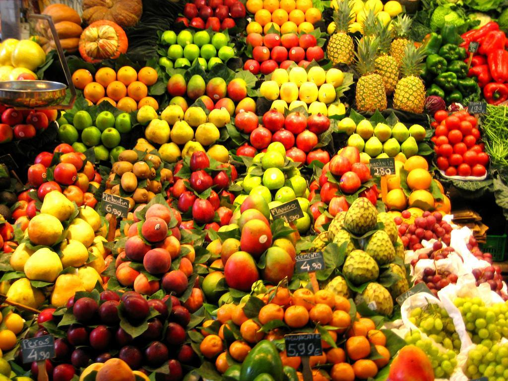 Fruits and vegetables in Ayurveda | Ayurveda Bansko