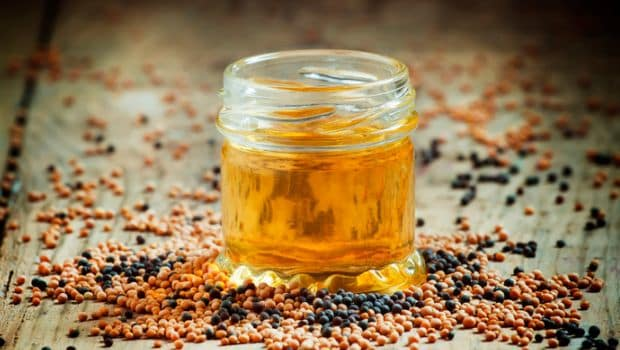 Mustard Oil in Ayurveda