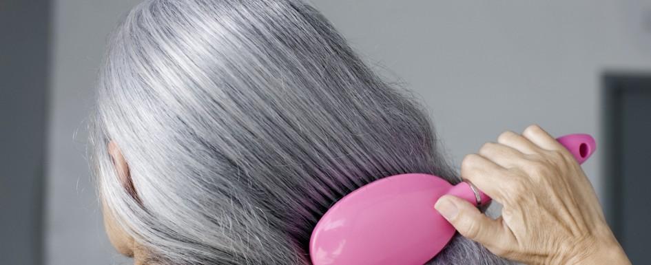 Преждевременно посивяване на косата