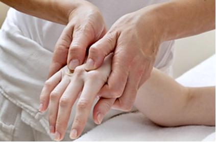 Marma-Therapie