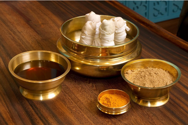 Ayurveda-Therapies to relieve feelings