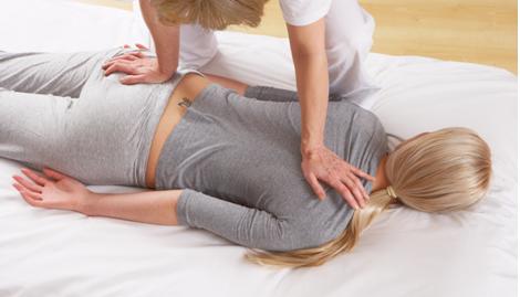 What is Ayurveda Yoga Massage?