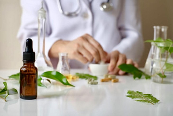 Types of essential oils in Ayurveda
