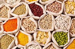 Food in Ayurveda - legumes and cereals
