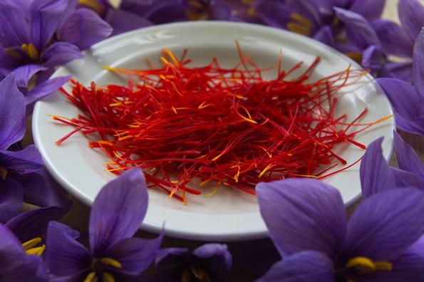 Safran - das raffinierte Gewürz des Ayurveda