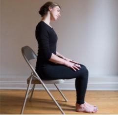 Nachalo lichnoy praktiki yogi Ayyengara doma